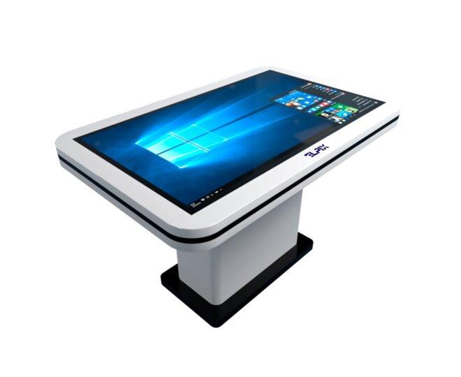 Белый сенсорный стол_1