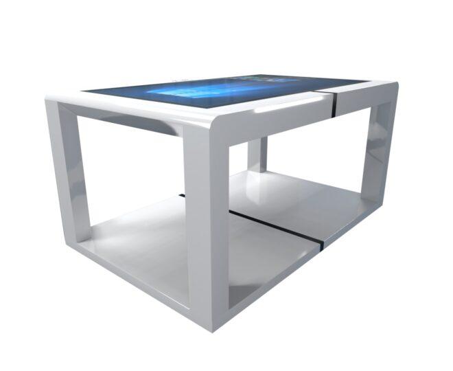 Белый сенсорный стол от прроизводителя_3