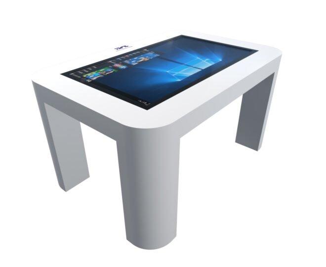 Интерактивный стол для детей белый_1