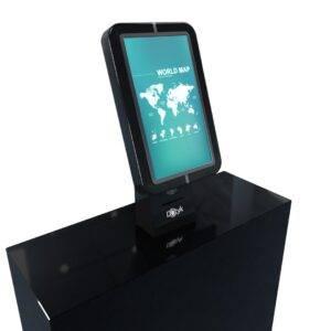 Интерактивный киоск черный_1
