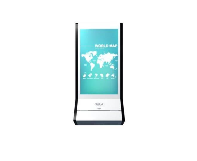 Интерактивный сенсорный терминал самообслуживания Elpix U4_3