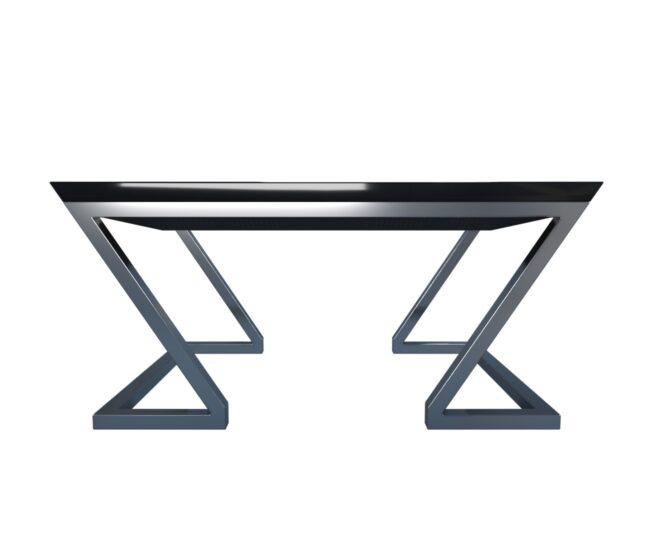 Черный интерактивный стол Elpix_S6_4