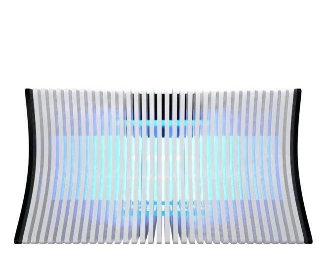 Параметрический стол с сенсорным экраном белый_4