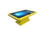 Желтый стол Sm2