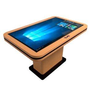 Сенсорный стол из дерева_1