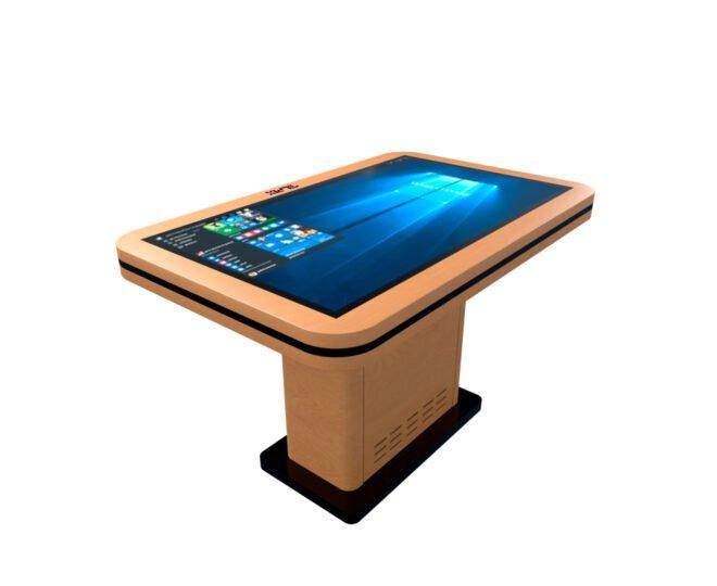 Сенсорный стол из дерева_3