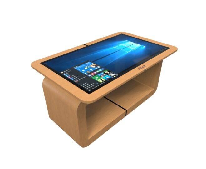 Деревянный сенсорный стол Elpix S14_1