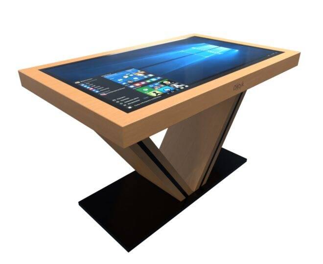 Сенсорный стол S4 дерево 43 дюйма