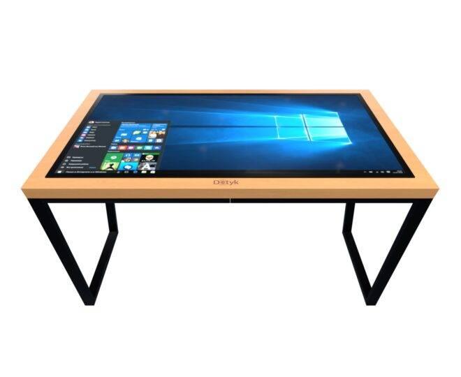 Сенсорный стол из дерева_2