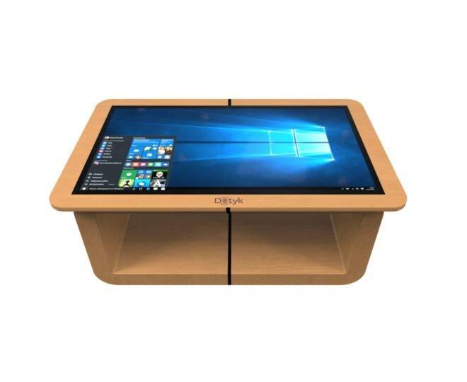 Деревянный сенсорный стол Elpix S14_2