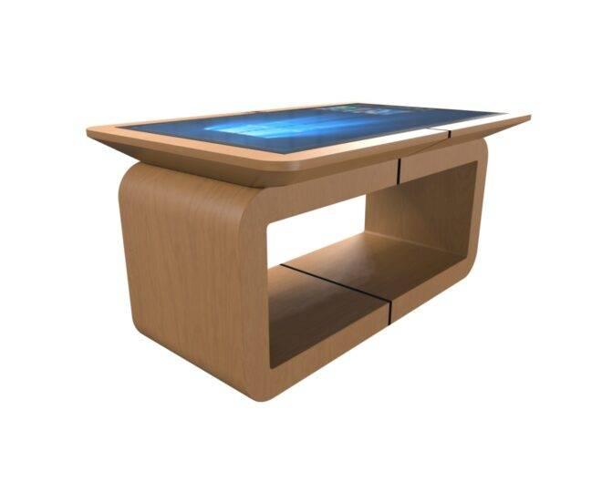 Деревянный сенсорный стол Elpix S14_3