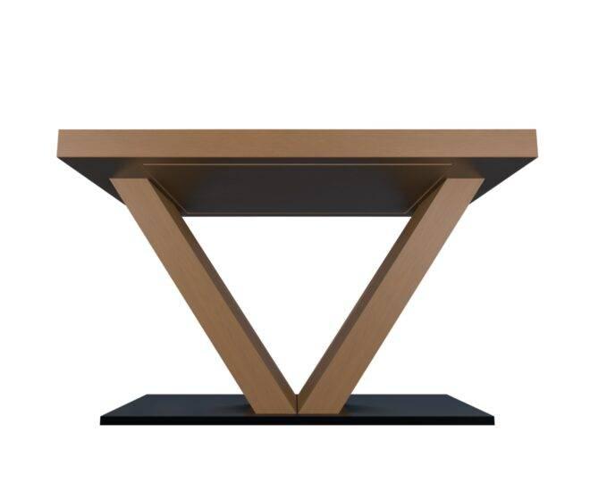 Сенсорный стол S4 дерево 43 дюйма_4
