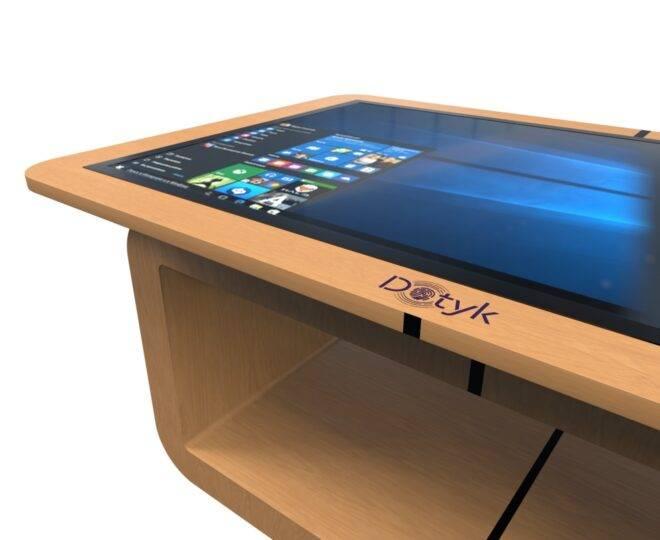 Деревянный сенсорный стол Elpix S14_4